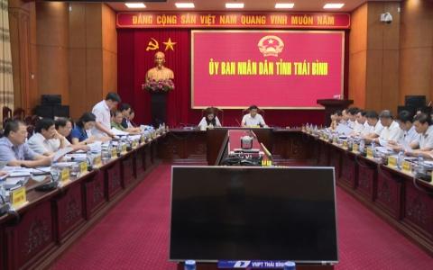 Giao số lượng cán bộ công chức xã phường thị trấn trên địa bàn tỉnh Thái Bình