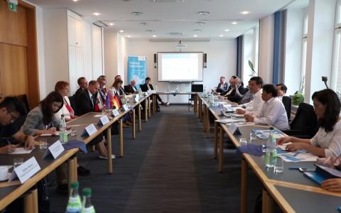 Thúc đẩy hợp tác giữa tỉnh Thái Bình và bang Thüringen của Đức
