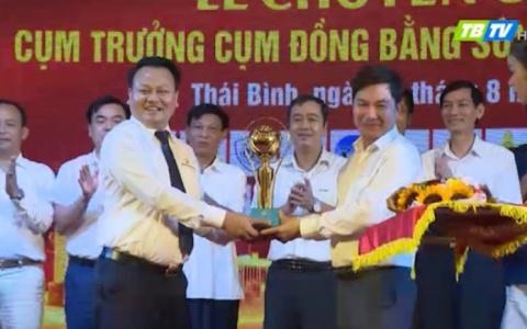 Hội Doanh nhân trẻ Thái Bình là cụm trưởng cụm Đồng bằng Sông Hồng