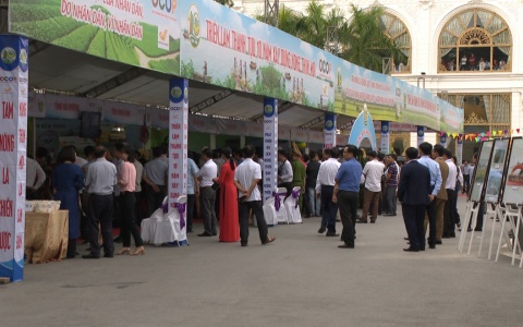 Thái Bình tham gia Festival Ocop