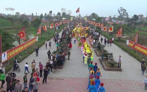 Kế hoạch tổ chức Lễ hội đền Trần năm 2020