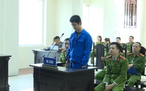 Xét xử đối tượng vận chuyển hơn 10 kg ma túy đá qua địa phận tỉnh Thái Bình