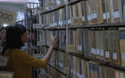 Khảo sát việc thi hành pháp lệnh thư viện Thái Bình