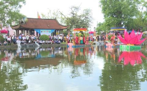 Cảm nhận của du khách khi về với lễ hội chùa Keo