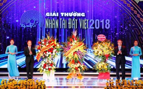 Nhân tài Đất Việt 2018: 2 sản phẩm CNTT xuất sắc nhất được vinh danh