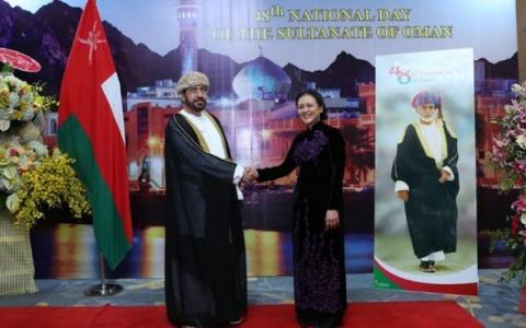 Oman và Việt Nam - cơ hội hợp tác rất lớn và đầy hứa hẹn