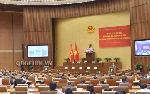 Nghị quyết 36 của Trung ương xác định: Việt Nam phải trở thành quốc gia mạnh từ biển, giàu từ biển