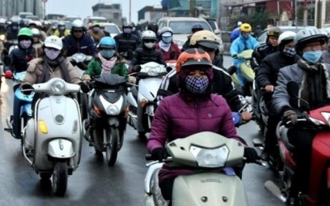 Dự báo thời tiết 12/12: Miền Bắc rét cóng, miền Trung mưa lớn 5 ngày nữa