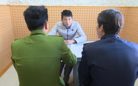 Công an huyện Thái Thụy tạm giữ đối tượng cướp giật tài sản người đi đường