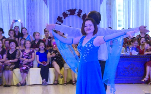 Khiêu vũ và cuộc sống