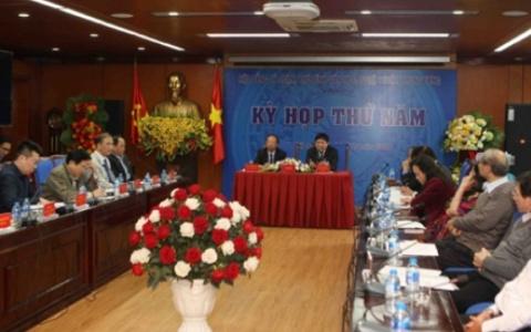 Kỳ họp thứ 5 Hội đồng lý luận, phê bình Văn học -Nghệ thuật Trung ương
