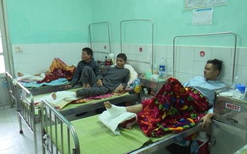 Tăng bệnh nhân nhập viện trong những ngày nghỉ lễ
