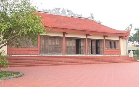 Xã Vũ Lăng bảo tồn giá trị di tích đình làng