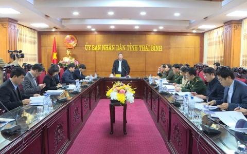 UBND huyện Tiền Hải báo cáo đồ án quy hoạch chung xây dựng Khu du lịch sinh thái Cồn Vành.