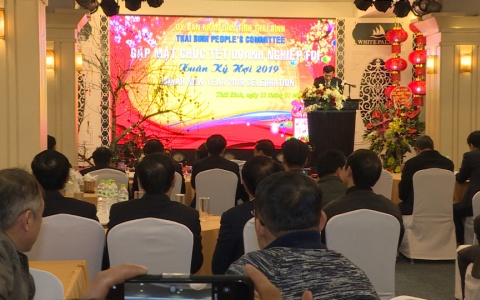 Thái Bình gặp mặt các doanh nghiệp FDI