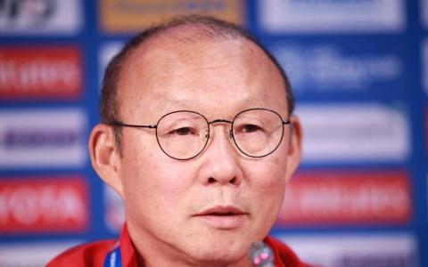 HLV Park Hang Seo: Tôi thất vọng vì không có phép màu trước Nhật Bản