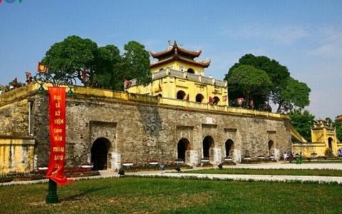 Hoàng thành Thăng Long - điểm đến không thể bỏ qua khi tới Hà Nội