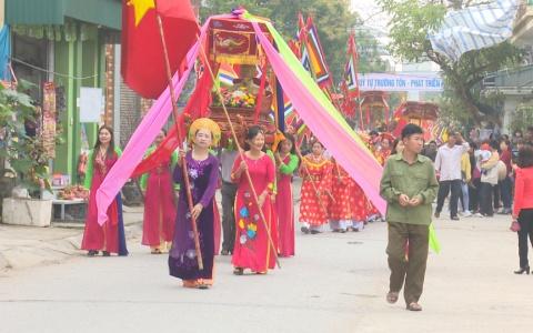 Khai mạc lễ hội chùa Thiên Quý