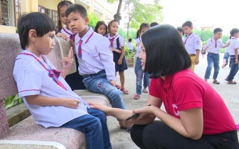 Phát triển hoạt động thanh thiếu niên chữ thập đỏ
