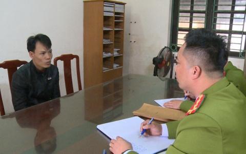 Công an huyện Kiến Xương bắt 2 đối tượng cướp nguy hiểm
