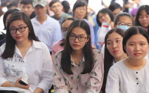 Thí sinh nộp hồ sơ đăng ký dự thi THPT quốc gia 2019 từ đầu tháng 4
