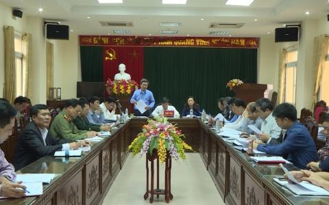 Huyện Kiến Xương còn 5 xã chưa về đích nông thôn mới