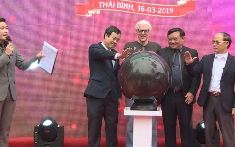 Maxport Limited Việt Nam khai trương văn phòng đại diện tại Thái Bình