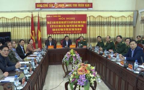 Tổng kết 10 năm thực hiện Nghị quyết số 28 của Bộ Chính trị khóa X