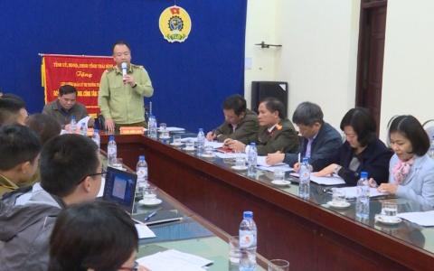 Thái Bình quyết liệt phòng chống bệnh dịch tả lợn Châu Phi