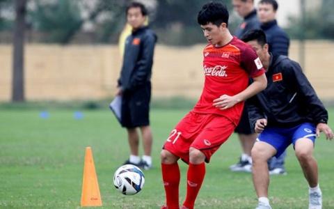 HLV Park Hang Seo xây dựng xong bộ khung chính cho U23 Việt Nam