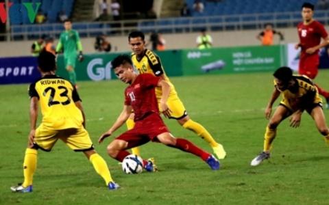 Dư âm U23 Việt Nam 6-0 U23 Brunei: Thắng to mà vẫn lo
