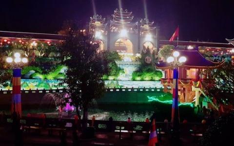 """Trụ trì chùa Ba Vàng phải chịu mọi trách nhiệm về hoạt động """"thỉnh vong báo oán"""""""