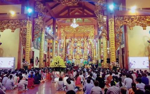 Dừng hoạt động các trang thông tin trái phép của chùa Ba Vàng