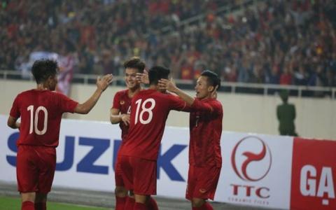 Thắng đậm U23 Thái Lan 4-0, U23 Việt Nam cho thấy tương lai đầy hứa hẹn