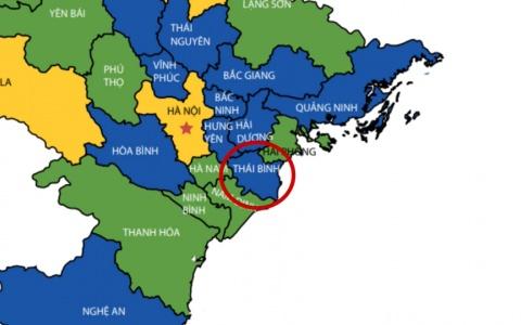 Thái bình nằm trong top các tỉnh/thành phố có chỉ số PAPI cao nhất cả nước