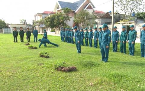 3 nhiệm vụ trọng tâm được triển khai trong công tác huấn luyện