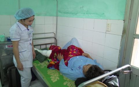 Trong 2 ngày nghỉ Lễ giỗ tổ Hùng Vương: Tăng bệnh nhân nhập viện vì tai nạn giao thông