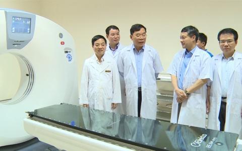 Triển khai kỹ thuật xạ trị cho bệnh nhân Ung thư