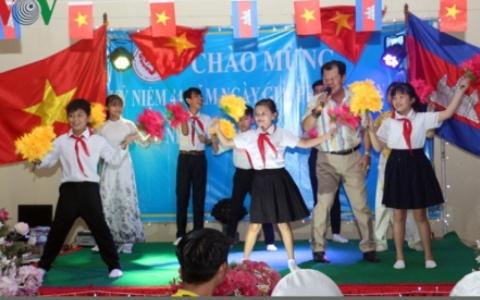 Người Việt tại Campuchia kỷ niệm ngày thống nhất đất nước 30/4