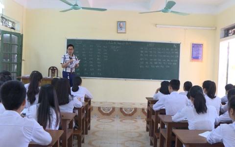 Kỳ thi THPT Quốc gia 2019, tỉnh Thái Bình thuộc cụm thi số 25