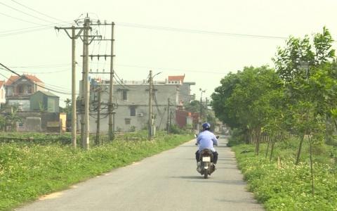 Hiệu quả của hệ thống camera an ninh giám sát ở xã NTM Vũ Lạc