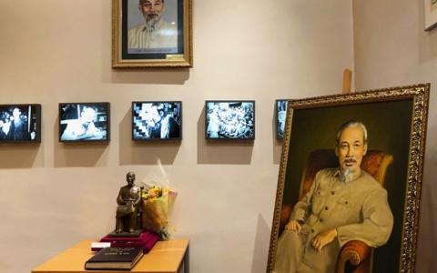 Ký ức về Chủ tịch Hồ Chí Minh trên đất Pháp