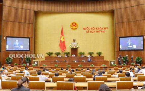 Sáng nay, kỳ họp thứ 7, Quốc hội khóa XIV chính thức khai mạc