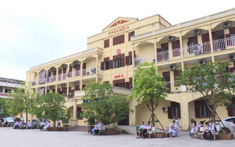 Thu gom, xử lý rác thải, nước thải ở Bệnh viện đa khoa Thái Bình