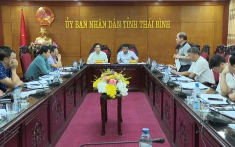 Tình hình triển khai Quy hoạch chung xây dựng Khu kinh tế Thái Bình và Khu công nghiệp phục vụ nông nghiệp, huyện Quỳnh Phụ