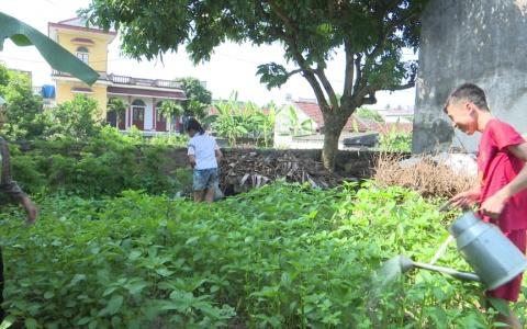 Rất cần những tấm lòng nhân ái giúp đỡ hoàn cảnh em Nguyễn Hà Liên, xã Minh Hòa, huyện Hưng Hà