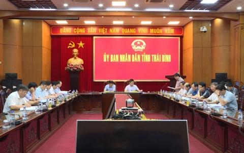 Tình hình đầu tư tại cụm công nghiệp Đông La, huyện Đông Hưng và cụm công nghiệp Thụy Sơn, huyện Thái Thụy