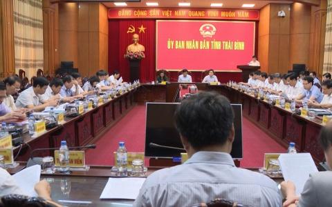 Quy định về quản lý và bảo vệ kết cấu hạ tầng giao thông đường bộ trên địa bàn tỉnh Thái Bình