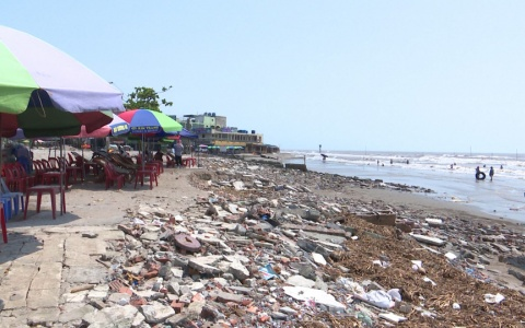 Hạn chế của du lịch biển Thái Bình