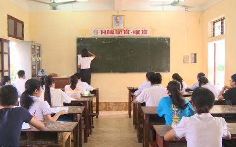 Sẵn sàng cho kỳ thi tuyển sinh vào lớp 10